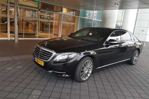 Amsterdam: Private Transfer from Amsterdam to The Hague