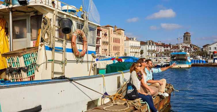 Desde Bilbao: tour de un día por la costa vasca francesa