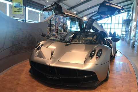 Ferrari, Pagani, and Lamborghini Museum and Factory Tour