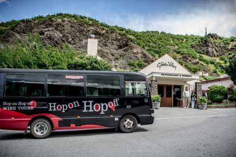 Queenstown: Hop-On Hop-Off Wine Tour