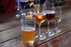 Oslo: Excursão a pé urbana com degustação de cerveja e queijo