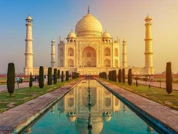 Ab Delhi: Private Taj Mahal- & Agra-Sonnenaufgangstour