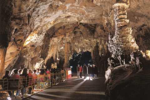 Piran: 6-Hour Postojna Cave and Predjama Castle Experience