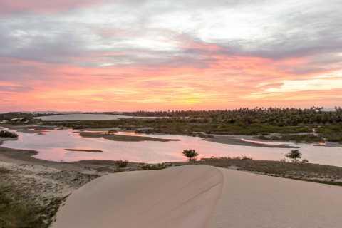 Jericoacoara: Tatajuba Beach Tour