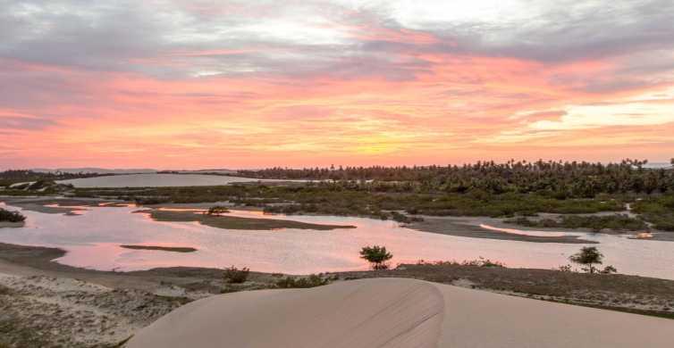 Jericoacoara: Excursão à Praia de Tatajuba