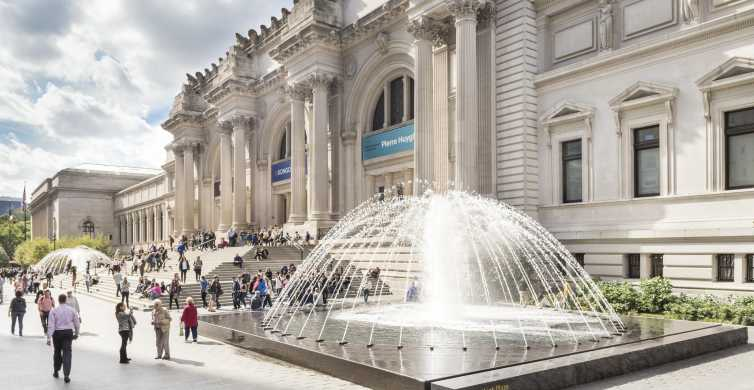 NYC: Metropolitan Museum of Art Entry Ticket