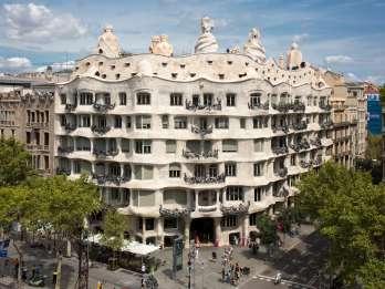 Casa Milà-La Pedrera: Eintritt ohne Anstehen & Audioguide