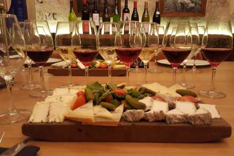 Paris: The Ultimate Wine and Cheese Tasting