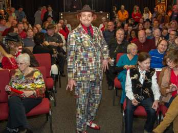 Pigeon Forge: Brian Hoffmans Red Skelton-Hommage
