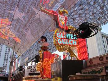 Las Vegas: Popkultur-Rundgang auf der Fremont Street