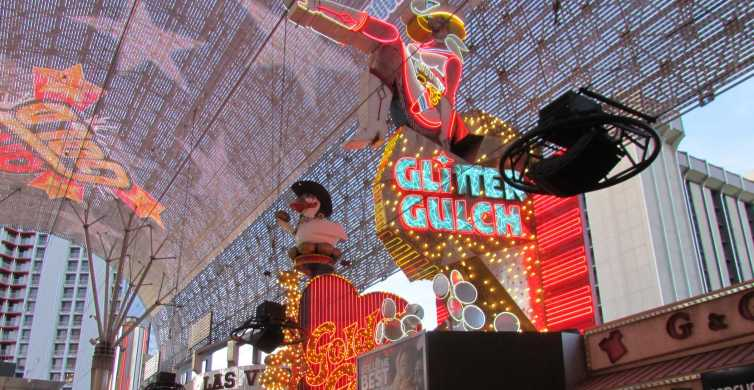 Downtown Las Vegas: Fremont Street Pop Culture Walking Tour