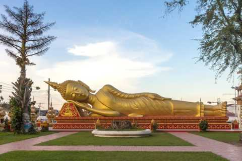 Vientiane: Private Full-day Must-See Sights & Sunset Tour