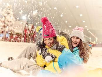 Snow-Classic-Tagespass Ski Dubai: Unbegrenzte Fahrten