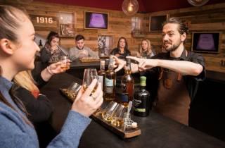 Irish Whiskey Museum: 75-minütige Whiskey-Blending-Tour