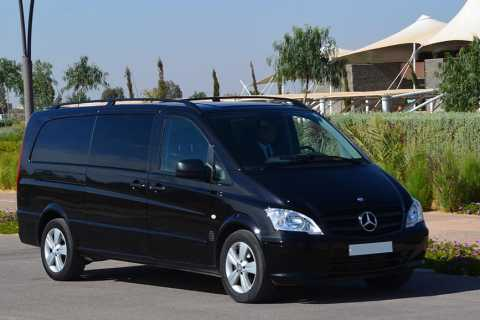 Private One-Way Transfer from Fes to Rabat