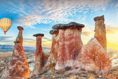 Verborgen Cappadocië: Private Full-Day Tour