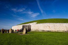 Vale do Boyne: Excursão Guiada de 1 Dia Celtas e Castelos