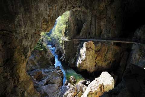 Piran/Portoroz: Skocjan Caves World Heritage Site Tour
