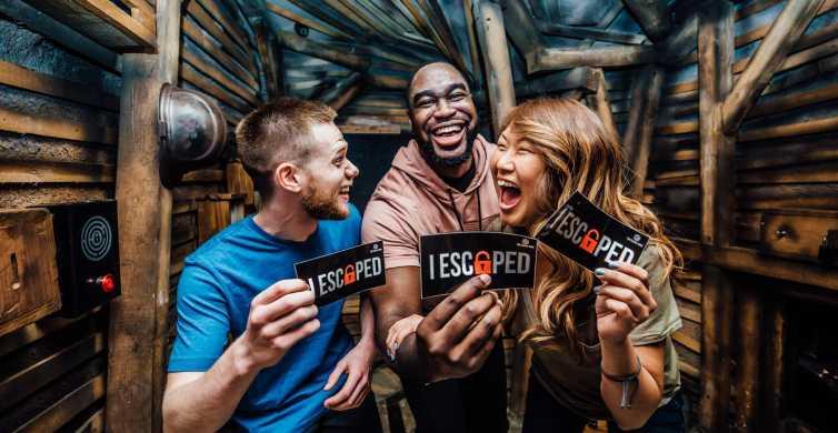 Cincinnati: 60-minute Escape Room Adventure