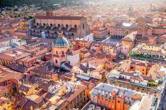 Bolonha: Excursão a Pé pelo Centro da Cidade