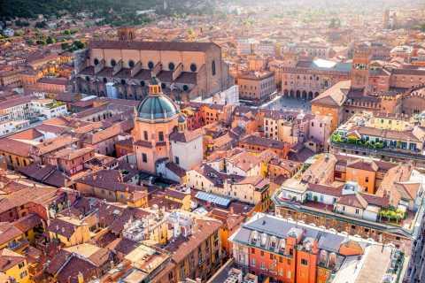 Bologna: City Center Walking Tour