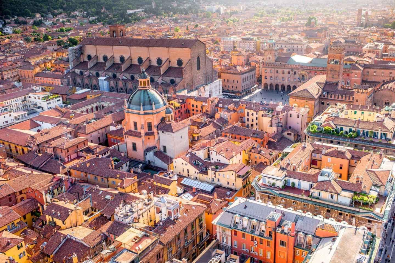 Bologna: Rundgang durchs Stadtzentrum