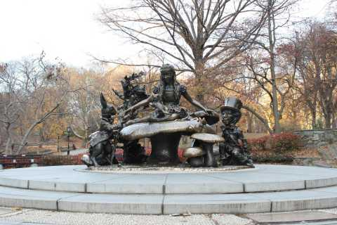 NYC: Central Park Historical Tour with Optional Museum Entry