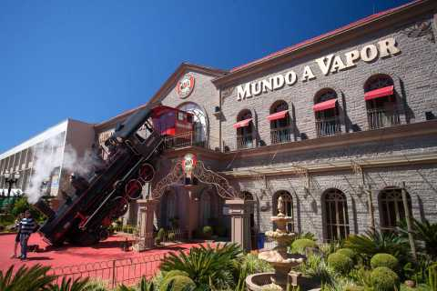 Canela: Mundo a Vapor Official Admission Ticket