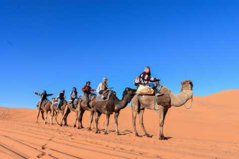 Marrakech: 3-Day Desert Tour to Fes