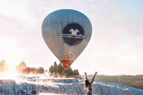 Pamukkale Hot-Air Balloon Tour