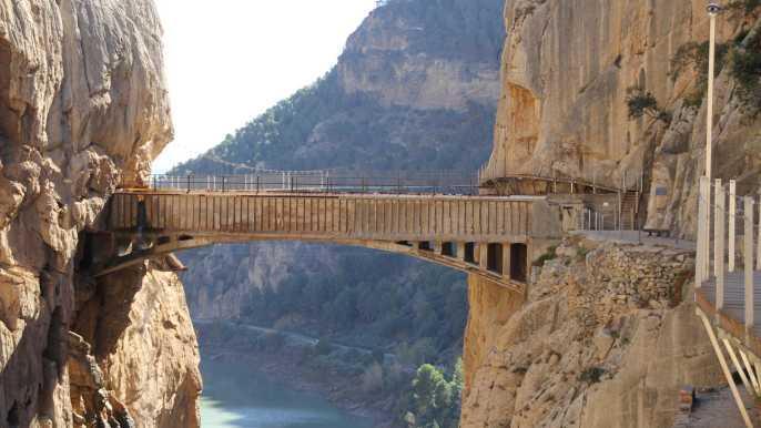Caminito del Rey: Tour With Official Guide