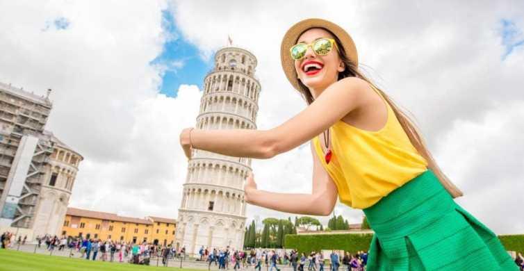 Florenz: Toskana-Tour mit Siena, San Gimignano und Pisa