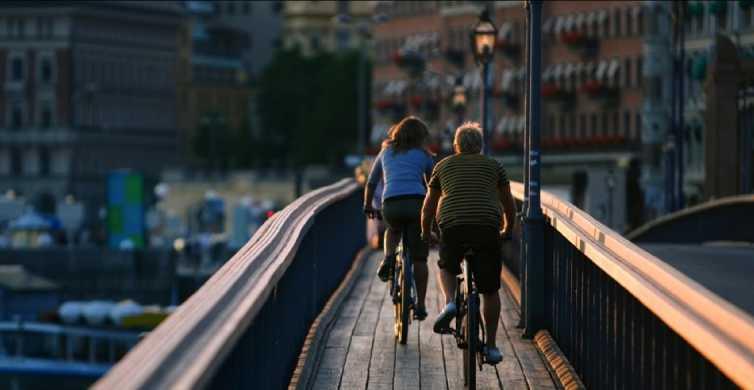 Estocolmo: Tour en bicicleta por los mejores momentos