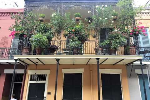 French Quarter Walking and Storytelling Tour