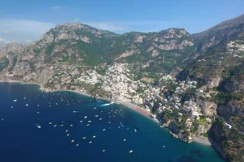 Salerno-Amalfi Coast: Private Boat Excursion