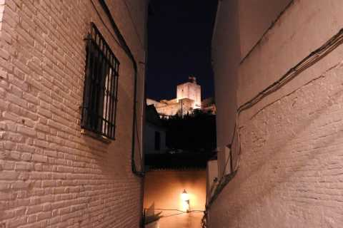 Granada: Albaicín in the Dark Walking Tour