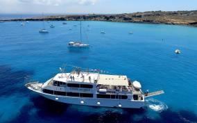 Favignana and Levanzo Mini-Cruise