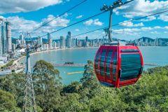 Balneário Camboriú: City Tour Completo de 1 Dia