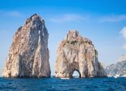 Ab Sorrent: Private Tagestour per Boot nach Capri