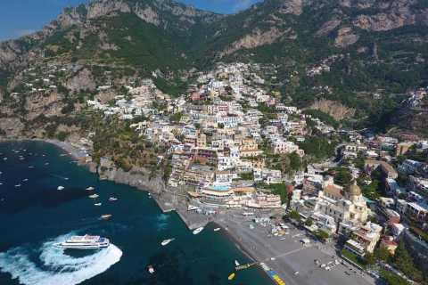From Capri: Amalfi Coast Boat Tour