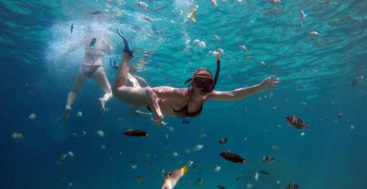 From Phuket: Phi Phi & Khai Islands Snorkeling by Speedboat