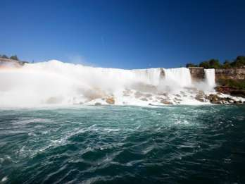 Ab NYC: 3-tägige Tour – Niagarafälle, Toronto & 1000 Islands