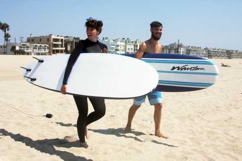 Los Angeles: Privater Surfkurs