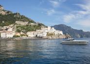 Ab Positano: Private Bootstour nach Capri oder Amalfi
