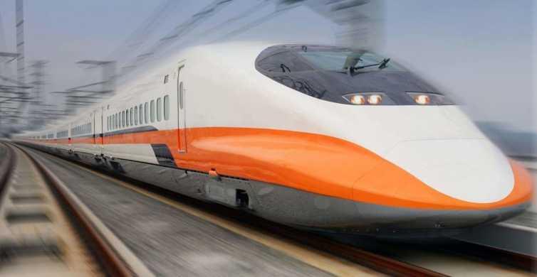 From Xian: Bullet Train Ticket to Chengdu/ Beijing