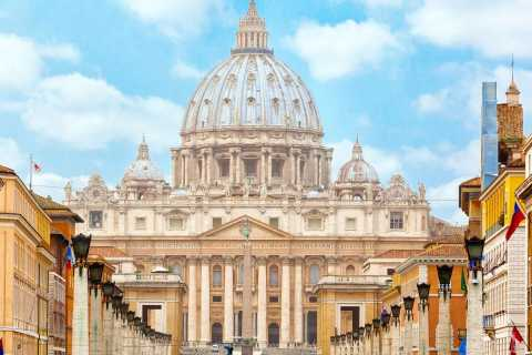 Skip-the-Ticket-Line Guided Vatican Tour
