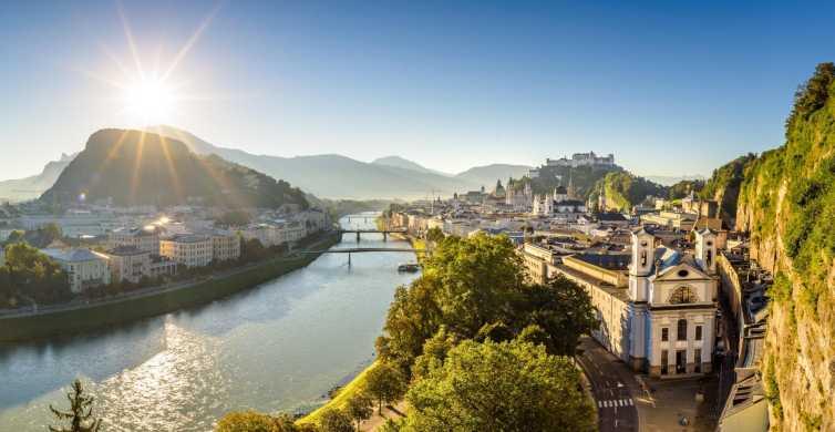 Visite privée des lacs autrichiens et de Salzbourg depuis Vienne