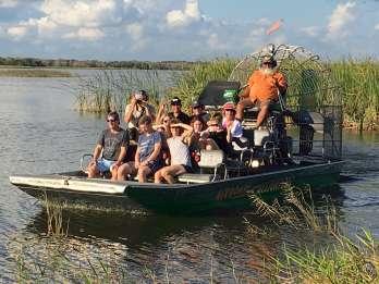 Ab Fort Lauderdale: Captain Bobs aufregende Abenteuer-Tour