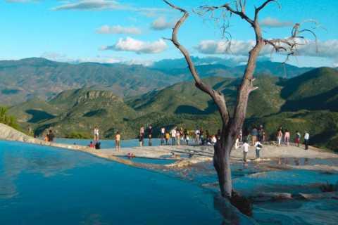 Excursão de 1 Dia em Oaxaca