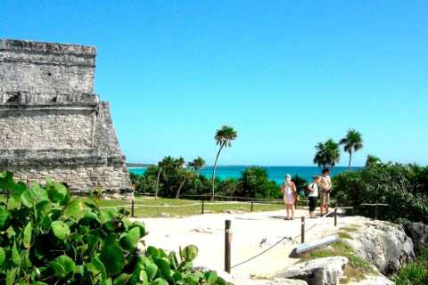 Tulum and Dos Ojos Cenotes: 5-Hour Guided Tour